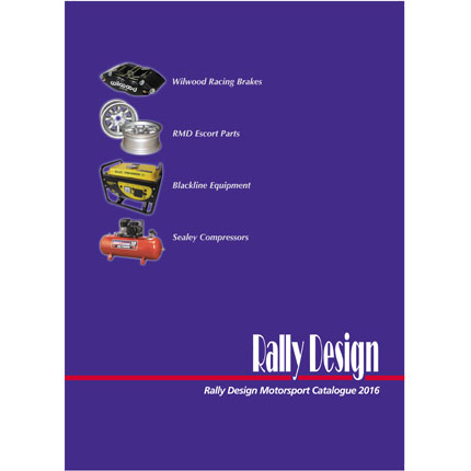 Latest Rally Design Catalogue