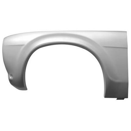 MK1 Escort Front Wing With Pressed Bubble Arch L/H