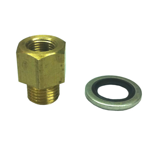 "Acewell Sender Adaptor M16x1.5 Male - 1/8"" NPT Female"