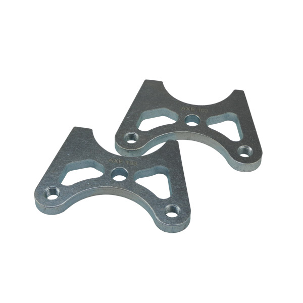 Blackline Atlas Fully Floating Hub Caliper Brackets