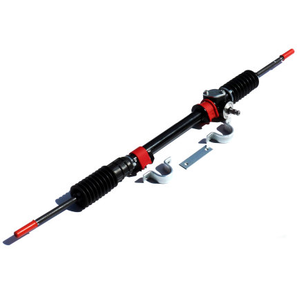 2.4 Heavy Duty LHD Steering Rack - Escort RWD (metric)