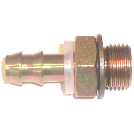 "1/2"" BSP Straight Push Fit Union"