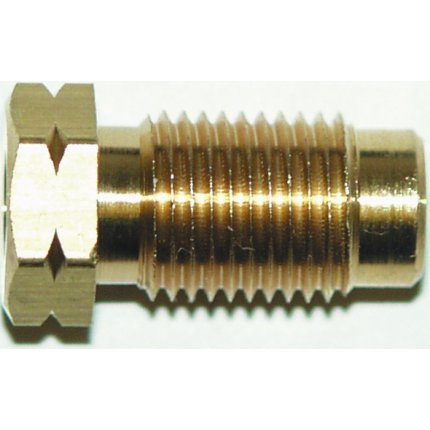 "M10x1.0 male (long) 3/16"" pipe"