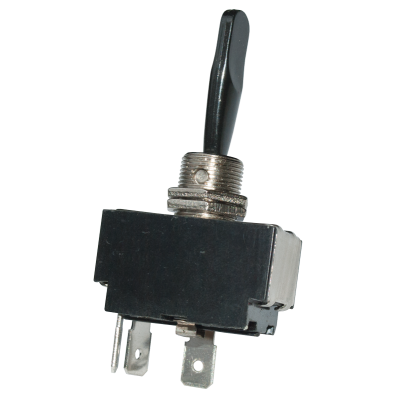 20Amp Off/On/On Plastic Toggle Switch