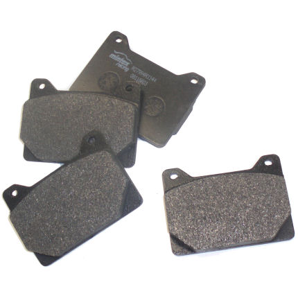 Powerlite 4-Pot Mintex M1144 Pads