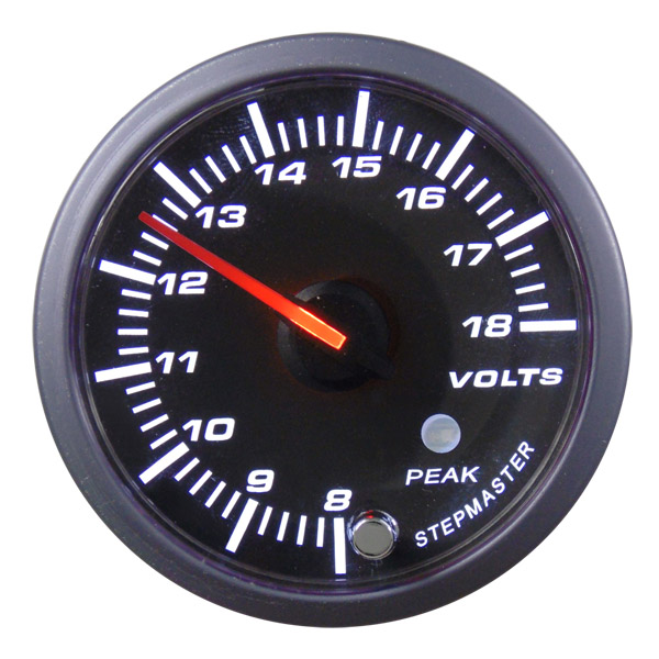 60mm Stepper Voltmeter - NG066