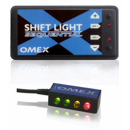 Omex Shiftlight Sequential