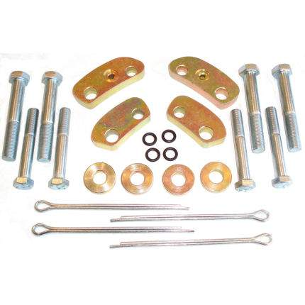 ESCORT RS/CAPRI - M16 SPACER KIT
