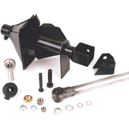 Complete Panhard Rod Kit - Adjustable Height Tower