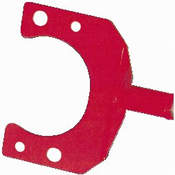 Uno Turbo 1.3/1.4 (not ABS) - Frt - Upper Steel Strut Brace