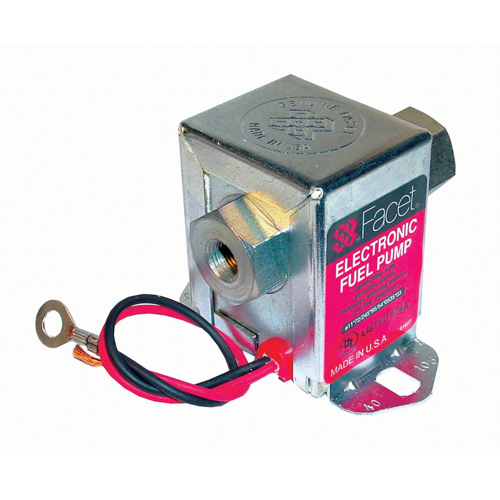 Facet Solid State Fuel Pump - Race