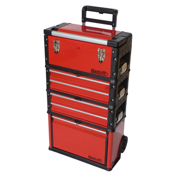 Blackline 4 Level Trolley Tool Box
