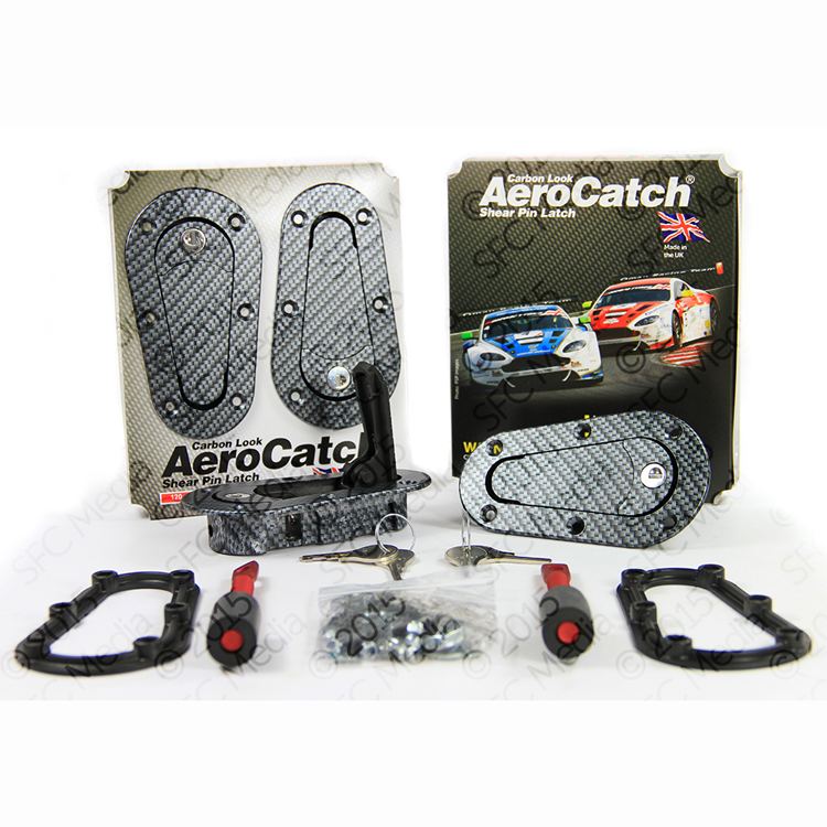 AeroCatch Top - Carbon Effect - Locking