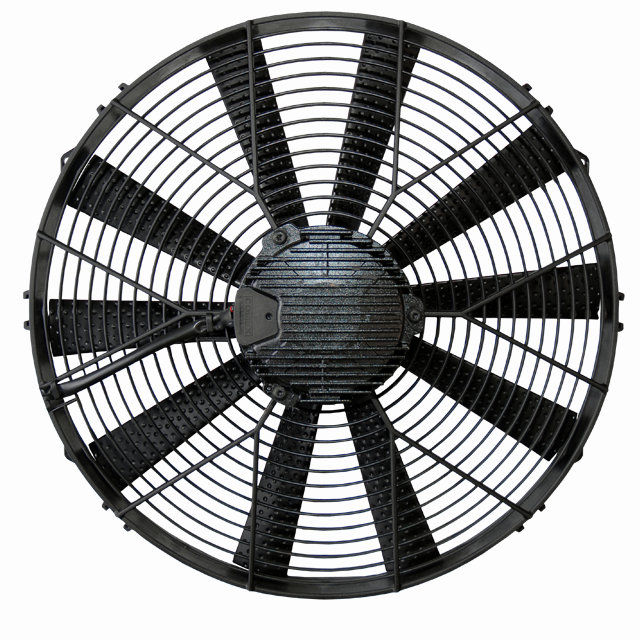 "Very High Power Fan - 385mm (15.2"") - Pull/Suck"