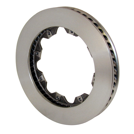 309.6mm Diam - HD Curved Vane Rotor - LH
