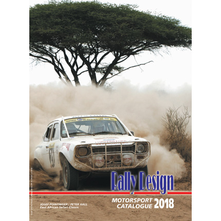 Latest Rally Design Catalogue (2018)