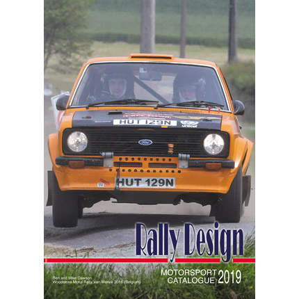 Latest Rally Design Catalogue (2019)