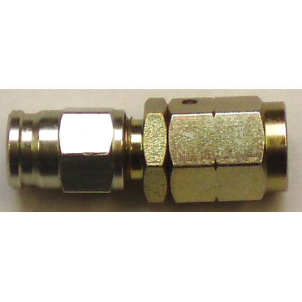 Female swivel concave seat hose fitting - (M10 x 1)