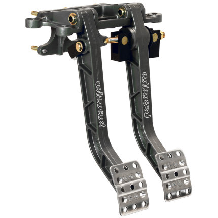 Forward Mount Triple Cylinder Pedal Box Assembly 6.25:1