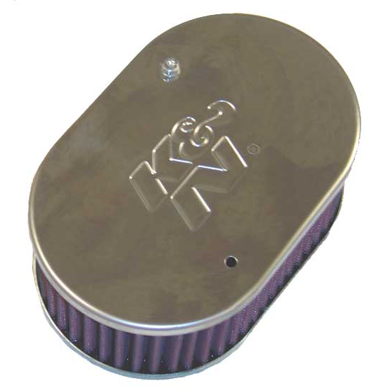 K&N Bolt-On Air Filter DCOE/DHLA 40/45 63mm High