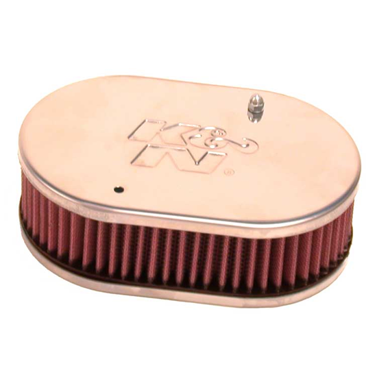 K&N Bolt-On Air Filter DCOE/DHLA 40/45 54mm High