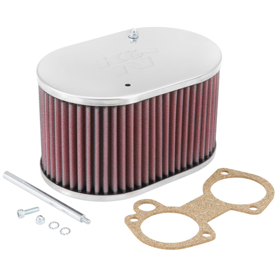 K&N Bolt-On Air Filter DCOE/DHLA 40/45 102mm High