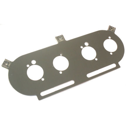 600 Series Baseplate Ford Zetec DCOE - DHLA