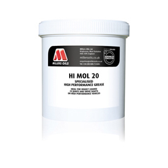 HI-MOL 20 GREASE Molybdenum disulphide grease 500 Grams