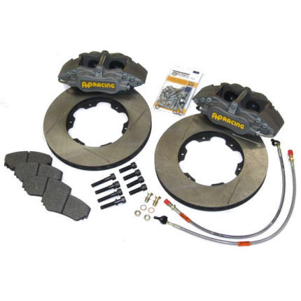 Escort RS MK1 & MK2 Front Forest Brake Kit 266mm Ø - AP 4-Pot