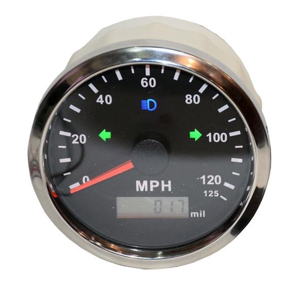 Acewell Analogue GPS Speedometer