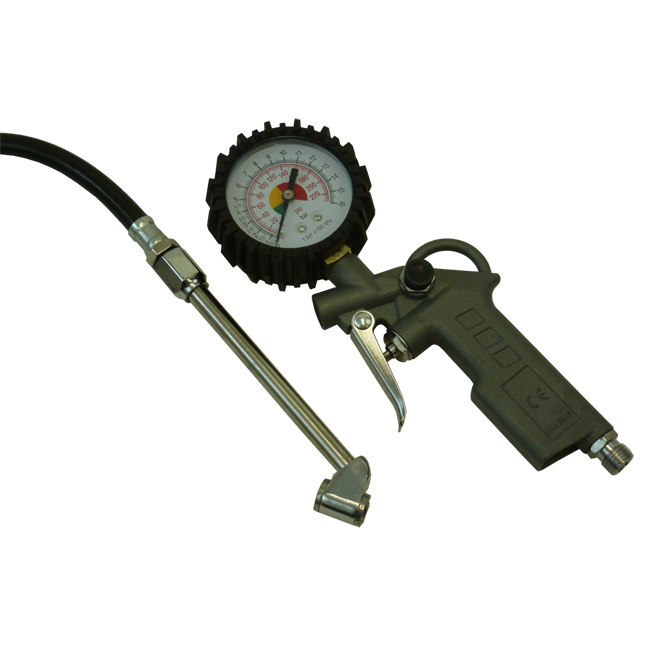Blackline Pro Tyre Gun with Lance & Dual Head