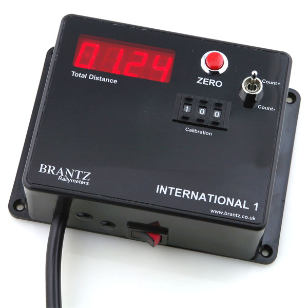 Brantz International 1 Pro Tripmeter