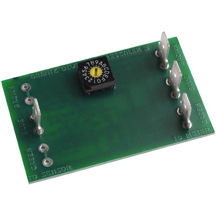 Tripmeter Sensor - Dividing prescaler interface