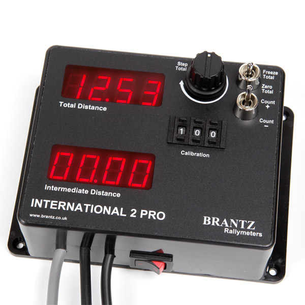 Brantz International 2 Pro Tripmeter