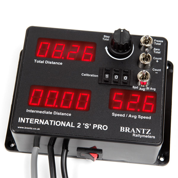 Brantz International 2S Pro Tripmeter