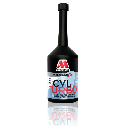 CVL TURBO Octane booster & combustion enhancer 500ml