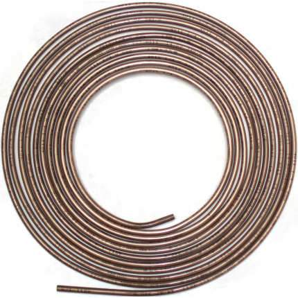 Copper Nickel Brake Pipe 3/16 - 25 Foot Coil
