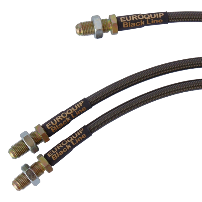 Ford Escort Mk 2 Wilwood Brake Hose Kit