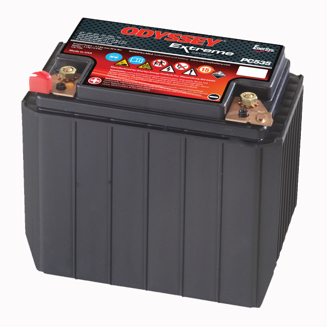 Odyssey Extreme 18 Racing Battery