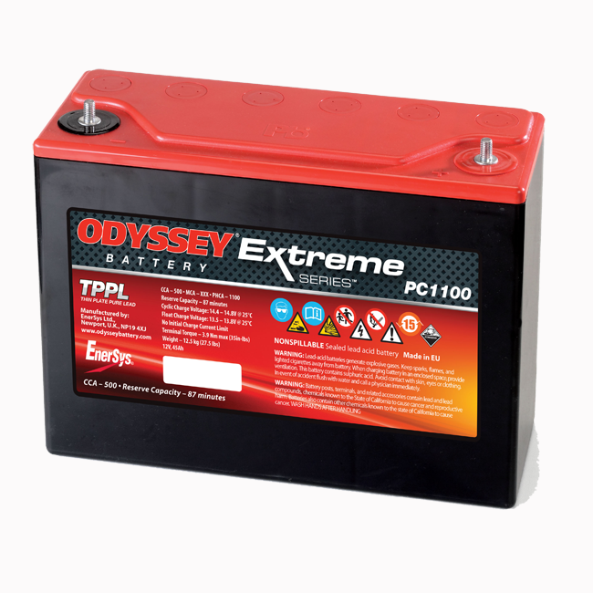EXTREME 40 RACING BATTERY