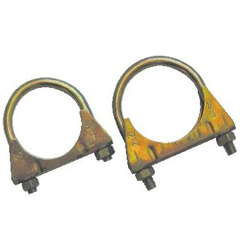 Exhaust Clamp 58mm O.D.