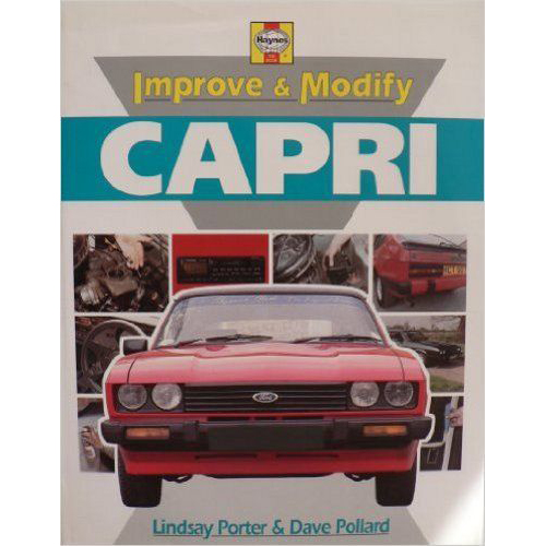Improve & Modify Your Capri