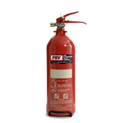 1.75 Litre Hand Held Fire Extinguisher FEV