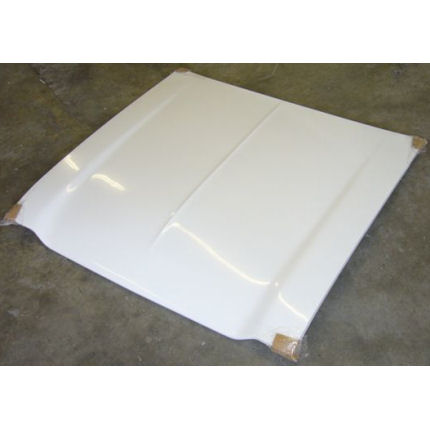 MK1 Escort Fibreglass Bonnet (with internal frame)