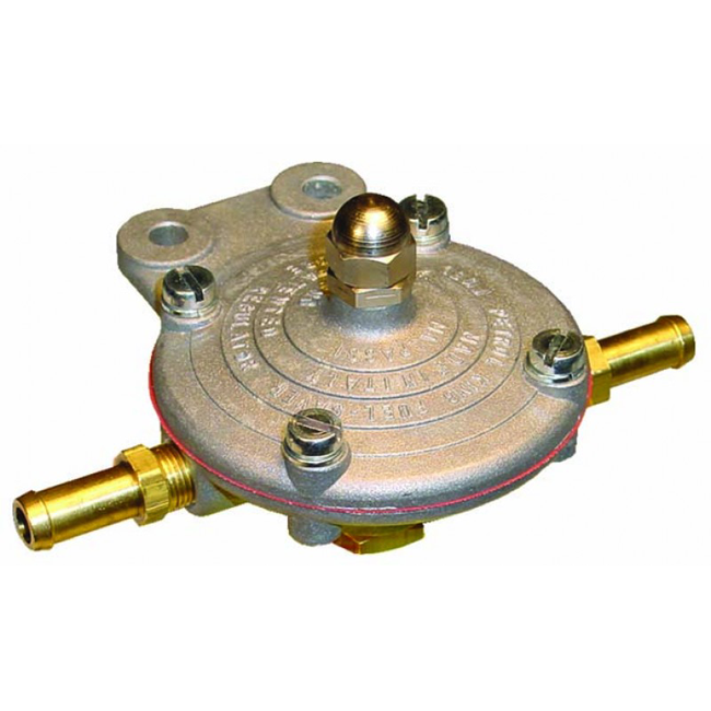 Malpassi Petrol King Fuel Pressure Regulator - 8mm Tails