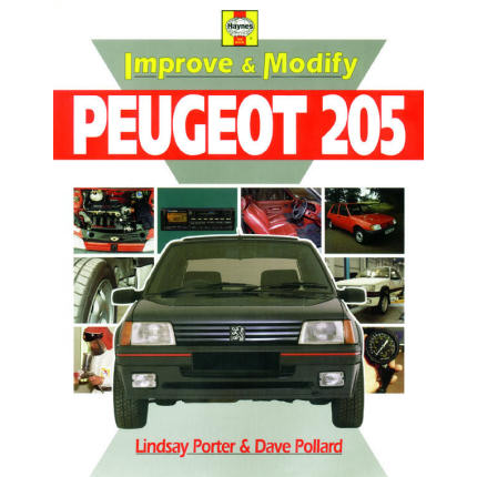 Improve & Modify Your Peugeot 205