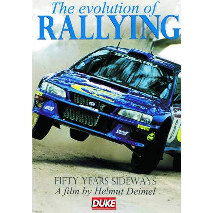 Evolution of Rallying (1950-2001)