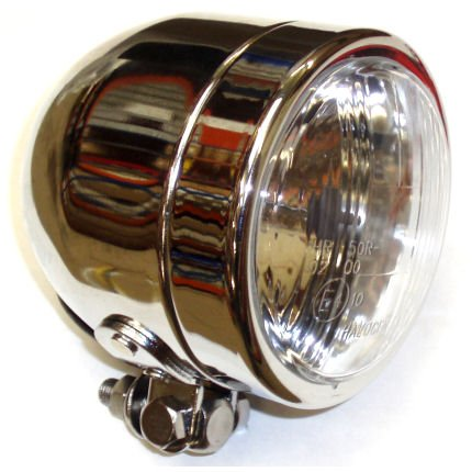 Small Diameter (105mm) - Chrome Finish (pair)