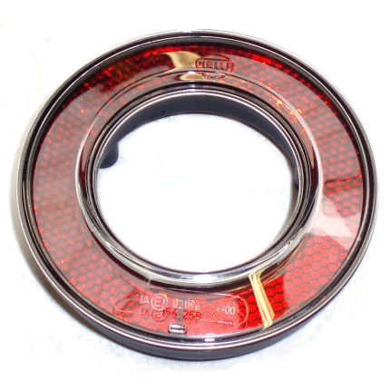 Outer Rims For Rear Lights - Reflector