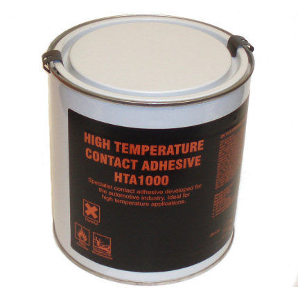 High Temperature Contact Adhesive